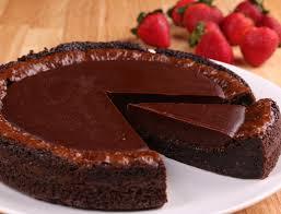 ricetta flan al cioccolato