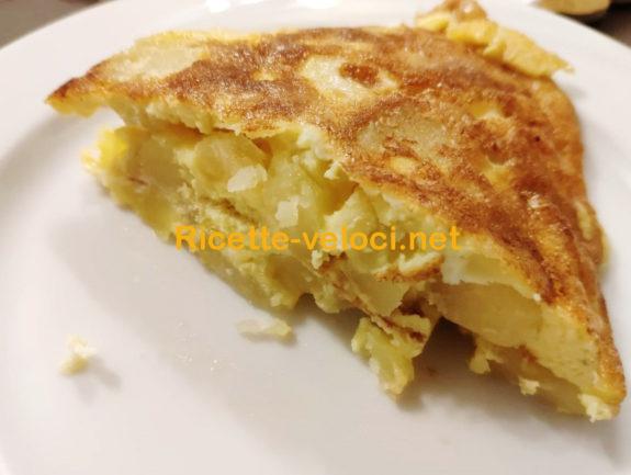 Ricetta Per Tortillas Spagnole.Ricetta Tortilla Spagnola